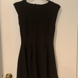 Topshop | fit and flare dress, size 6
